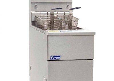 Pitco friteuses - Horecamateriaal Friegel